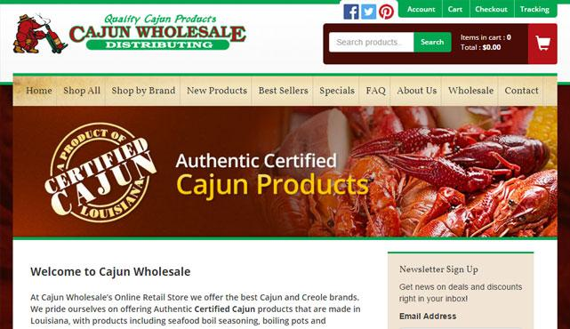 Cajun Wholesale
